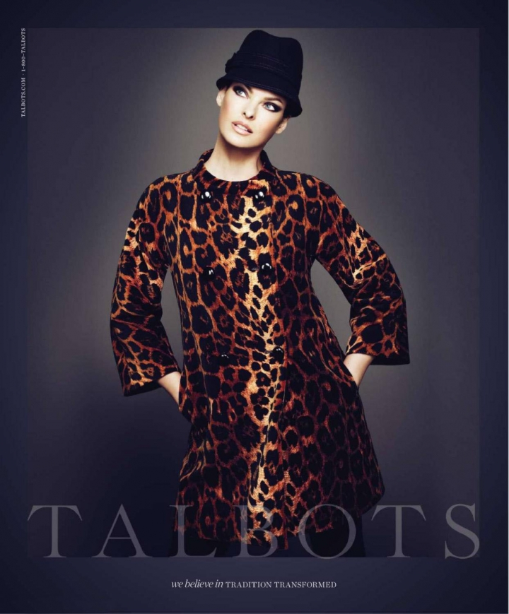 Linda Evangelista, Mert & Marcus Take On Talbots